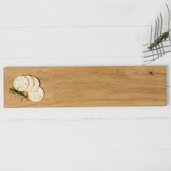 Large serving platter L60 x W15 x H1.8cm