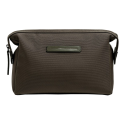 Koenji Wash bag, W23 x H17 x D8cm, Dark Olive