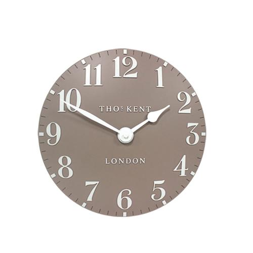 Arabic Wall clock, Dia51cm, Clay