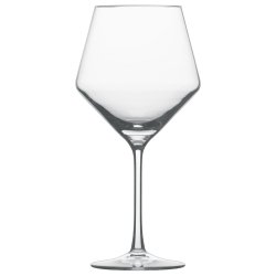 Pure Pair of burgundy glasses, 70cl