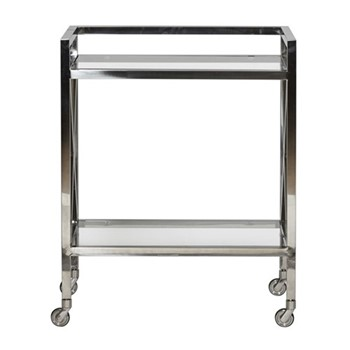 Drinks trolley W65 x D40 x H80.5cm