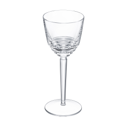 Oxymore Water glass no 3, Clear Crystal
