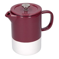 Barcelona Cafetiere, 8 cup - 850ml, plum