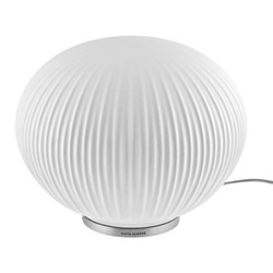 E2H - Urqino Lamp, H31 x D24cm, white