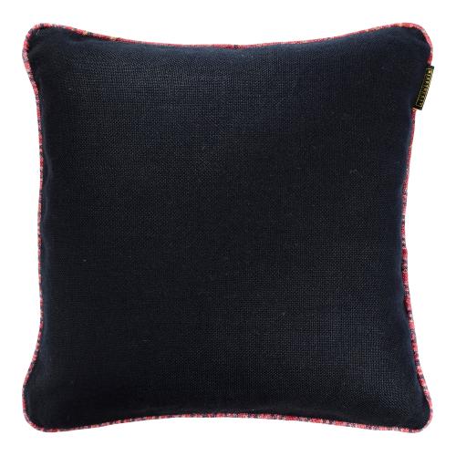 Square cushion, L50 x W50cm, Anthracite