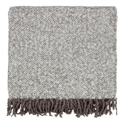 Cozy Throw, L130 x W170cm, cloud grey