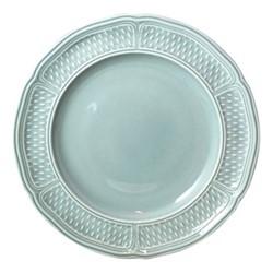 Pont aux Choux Set of 4 dinner plates, 27.5cm, celadon