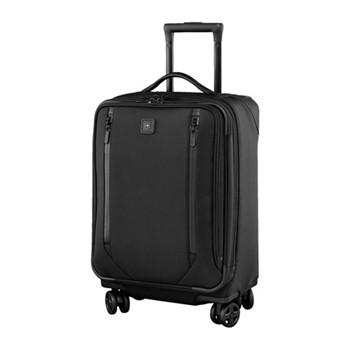 Lexicon 2.0 Dual caster global cabin case, H55 x W40 x D20cm, black