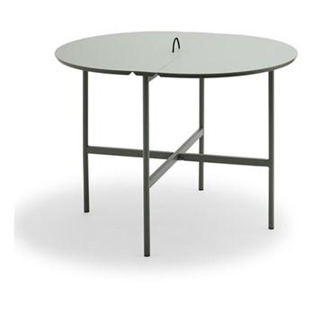 Picnic Table, L105 x W85 x H73cm, slate grey