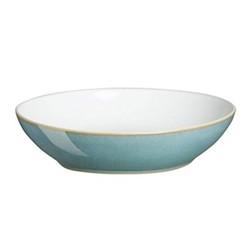 Azure Pasta bowl, 22 x 5cm, aquamarine