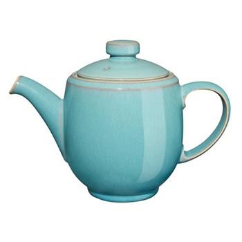 Azure Teapot, 1.25 litre, aquamarine