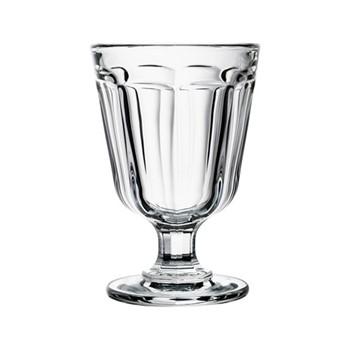Anjou Set of 6 stemmed glasses, 28 cl, clear