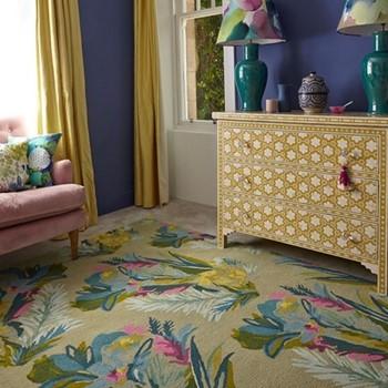 Jungle Tufted rug, extra large