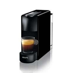 Essenza Nespresso mini coffee machine, black