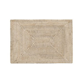 Set of 6 placemats L42 x W30 x H1cm