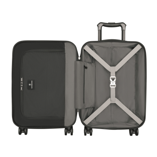 Spectra 2.0 Cabin sized travel case, 35 x 45 x 55cm, Black