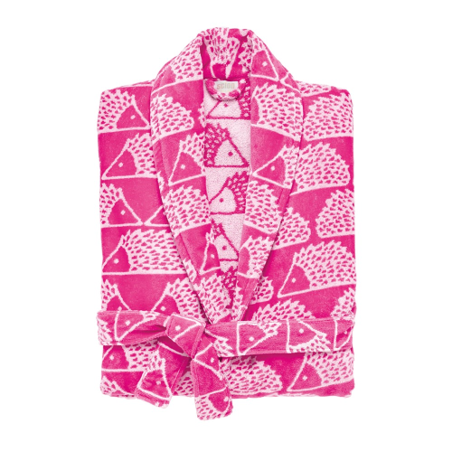 Spike Robe, small, Pink