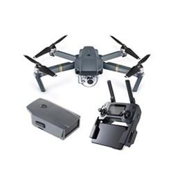 Foldable camera drone