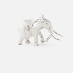 The Highland Safari Collection Small figurine, L9 x W4 x H6cm, Elephant Bull