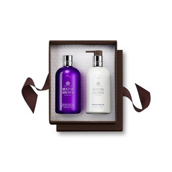 Body wash and body lotion set 300ml