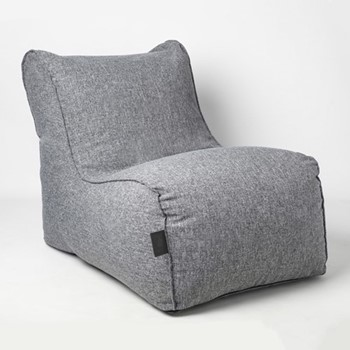 Lounger, 77 x 90 x 65, grey
