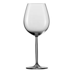 Diva Set of 6 red wine glasses, 613ml