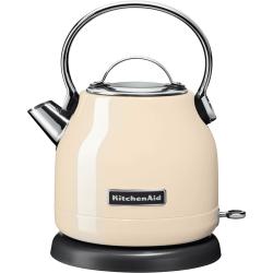 Traditional Dome kettle, 1.25 litre, Almond Cream