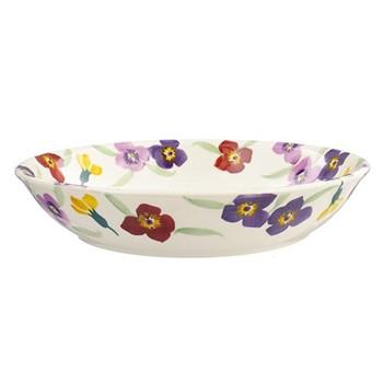 Wallflower Pasta bowl, 23.4cm