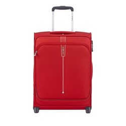 Popsoda Upright suitcase, 55 x 40 x 20cm, red