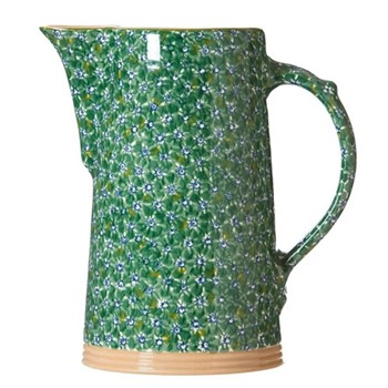 Lawn XL jug, H26cm, green