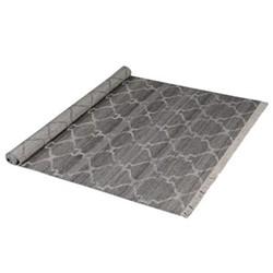 Reversable rug, H230 x W168cm, grey