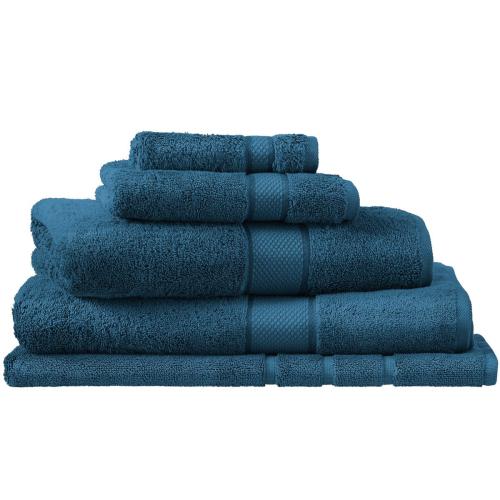 Egyptian Cotton Luxury Bath towel, 69 x 140cm, Kingfisher