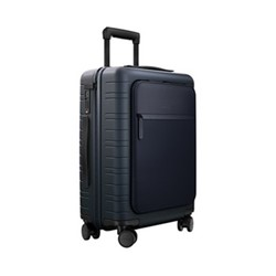 M5 Cabin suitcase, W40 x H55 x D20cm, night blue