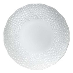Sania Set of 3 charger plates, 31.5cm, white