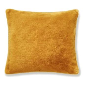 Tactile Cushion, 45 x 45cm, ochre