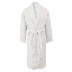 Viggo Bath gown, medium, White