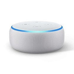 (2018) Echo Dot smart speaker, sandstone
