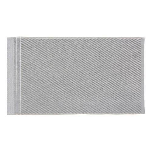 Ripple Bath Sheet, L150 x W90cm, Cloud Grey