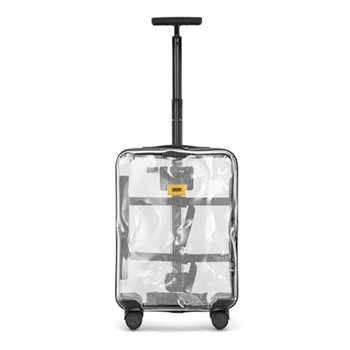 Share Medium suitcase, H79 x W50 x D30cm, clear