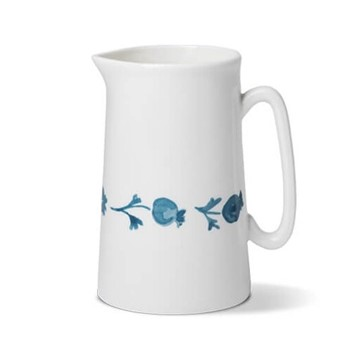 English Garden - Rose Hip Jug, D9 x H13.5cm - 1 pint