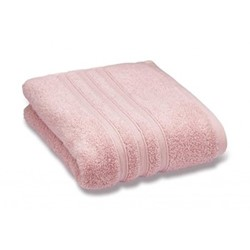 Zero Twist Pair of face cloths, 30 x 30cm, pink