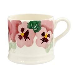 Pink Pansy Baby mug, 14.2cl