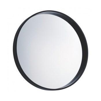 Aimee Round mirror, D65cm, black