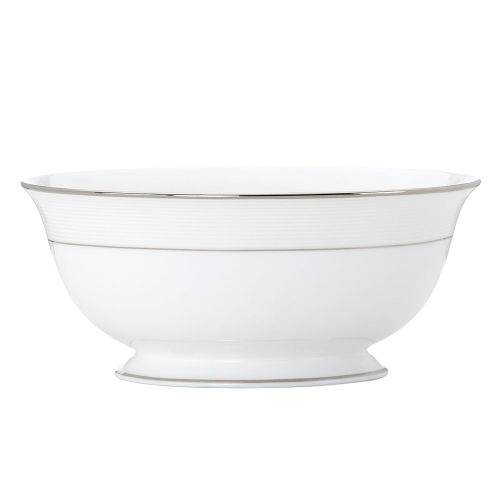 Opal Innocence Stripe Serving bowl, 1.6 litre