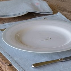 Snowdrop Dinner plate, 29cm