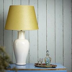 Medium table lamp - base only H44 x W18cm