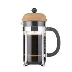 Chambord 8 cup coffee maker, 1 litre, cork
