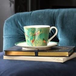 Tea cup & saucer 0.20L