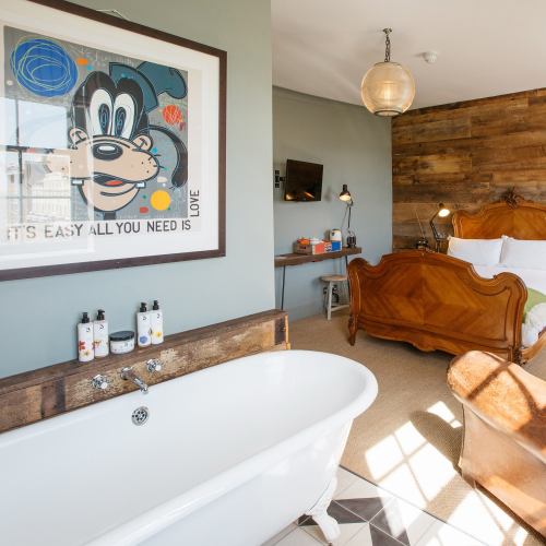Gift Voucher towards one night at The Artist Residence for two, Brighton