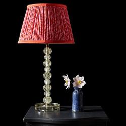 Bonbon Table lamp - base only, H38 x W13cm, Clear Spheres
